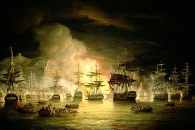 Bombardment of Algiers, August 1816, 1820