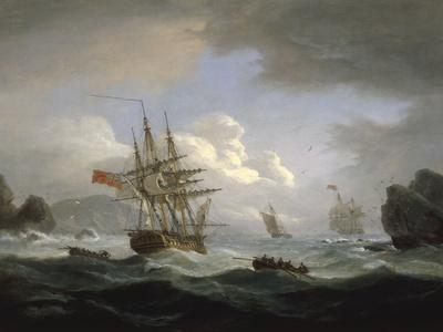 Plymouth Sound, 1829