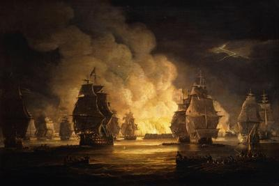 The Battle of Algiers: the Bombardment, 1824