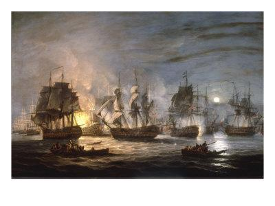 The Battle of the Nile, August 1st 1798, 1830