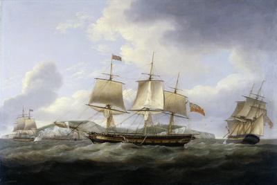 The Coromandel and Dublin 1800