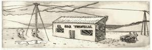 El Bar Tropical by Thomas MacGregor