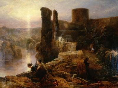 Barnard Castle, County Durham, C.1826