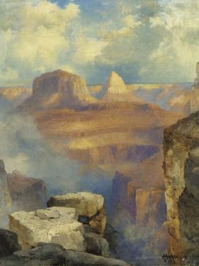 Grand Canyon, 1916 by Thomas Moran
