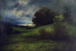 Summer Storm, 1903 by Thomas Moran