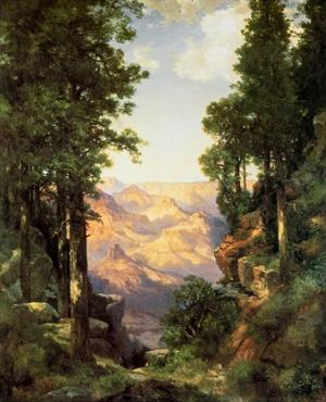 The Grand Canyon, 1912 by Thomas Moran