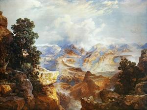 The Grand Canyon, 1912 by Thomas Moran
