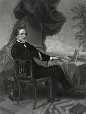 Jefferson Davis by Thomas Nast