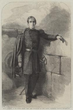 Major Anderson of the United States' Army, Late Commandant of Fort Sumter, Charleston Harbour by Thomas Nast