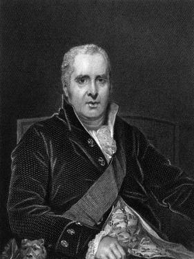 George Earl Dartmouth by Thomas Phillips