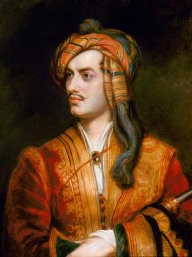 George Gordon Byron by Thomas Phillips