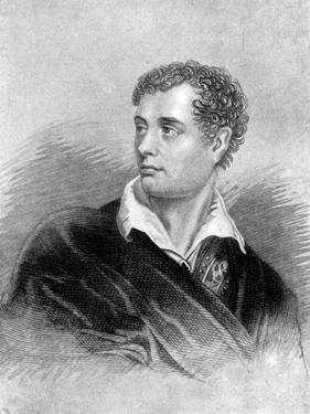 Lord Byron, Anglo-Scottish Poet by Thomas Phillips