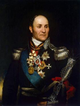 Portrait of Count Matvei Ivanovich Platov, (1757-181), 1814 by Thomas Phillips