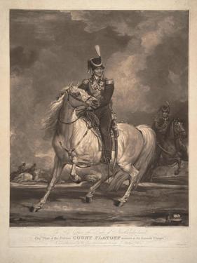 Portrait of Count Matvei Ivanovich Platov (1757-181), 1815 by Thomas Phillips