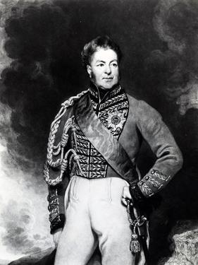 Portrait of Sir Charles Asgill by Thomas Phillips