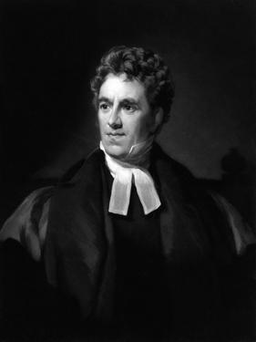 Thomas Arnold by Thomas Phillips