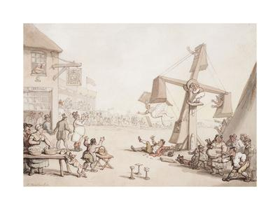 Figures at a Fair, 1803