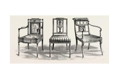 Chairs, 1793-1802