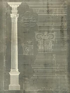 Column Blueprint I by Thomas Sheraton