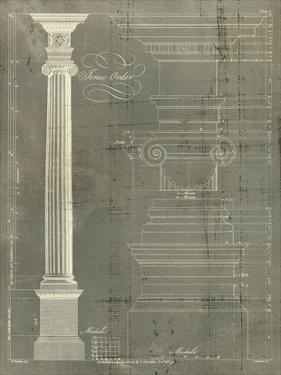 Column Blueprint II by Thomas Sheraton