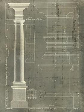 Column Blueprint III by Thomas Sheraton