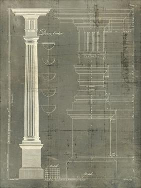 Column Blueprint IV by Thomas Sheraton