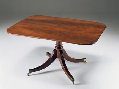 Mahogany Breakfast Table, 1790-1795