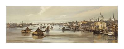 Blackfriars from Southwark Bridge