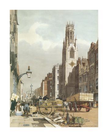 St Dunstan's, Fleet Street