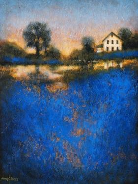Blue Fields by Thomas Stotts