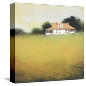 Green Meadows (detail) by Thomas Stotts