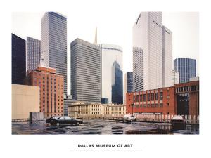 Dallas Parking Lot, Dallas by Thomas Struth
