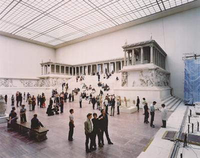 Pergamon Museum I, Berlin by Thomas Struth