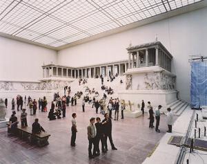 Pergamon Museum I, Berlin by Thomas Struth
