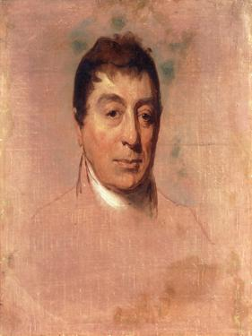A Life Study of the Marquis De Lafayette, 1824-1825 by Thomas Sully