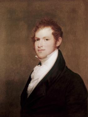 Andrew Dexter, Founder of Montgomery, Alabama by Thomas Sully