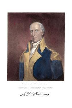Andrew Pickens (1739-1817) by Thomas Sully