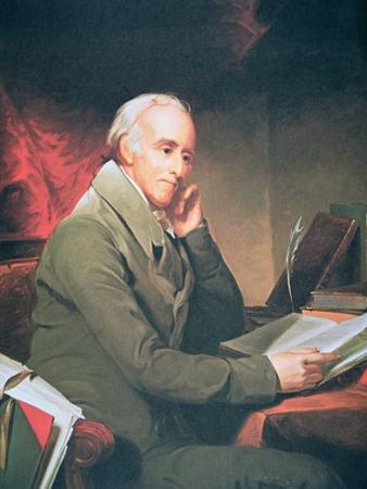Benjamin Rush, 1812 by Thomas Sully