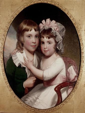 Brother and Sister by Thomas Sully