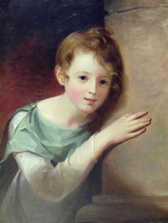 Elizabeth Wignall, 1814 by Thomas Sully