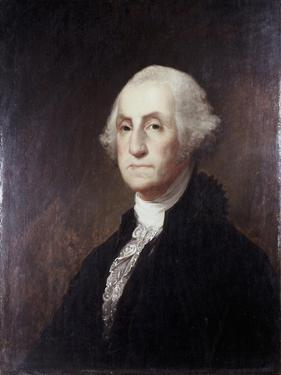 George Washington by Thomas Sully