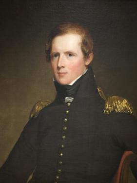 Major John Biddle by Thomas Sully