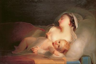 Mother and Child, 1827