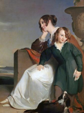 Mother and Son, 1840 by Thomas Sully
