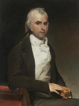 Paul Beck, Jr., 1813 by Thomas Sully