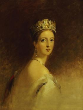 Queen Victoria, 1871 by Thomas Sully