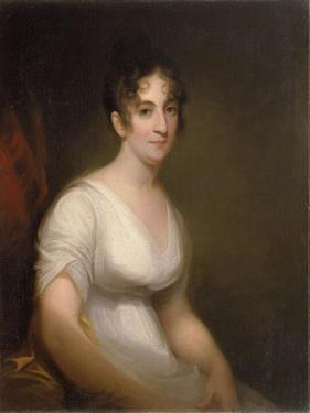 Sally Etting, 1808 by Thomas Sully