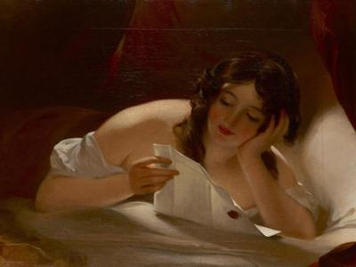 The Love Letter, 1834