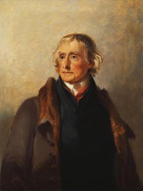 Thomas Jefferson, 1856 by Thomas Sully