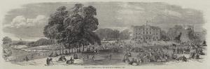 Fete at Norton Hall, the Seat of C Cammell, Esquire by Thomas Sulman
